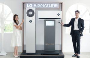 'LG 시그니처 에어컨' 국내 출시