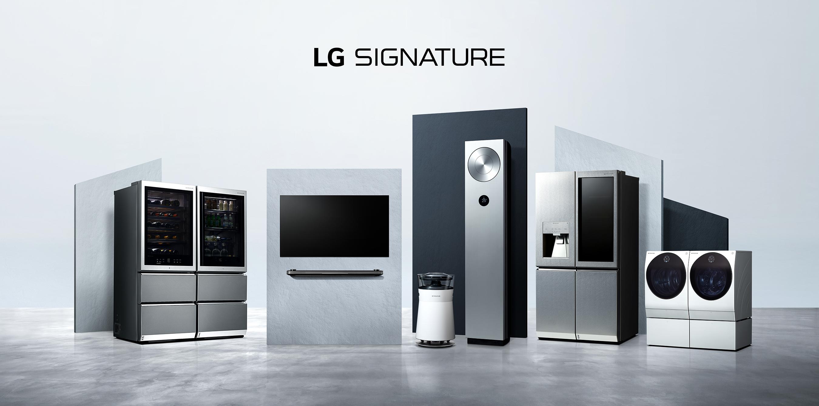 'LG 시그니처', 런던디자인페스티벌서 '예술과 기술의 조화' 알린다
