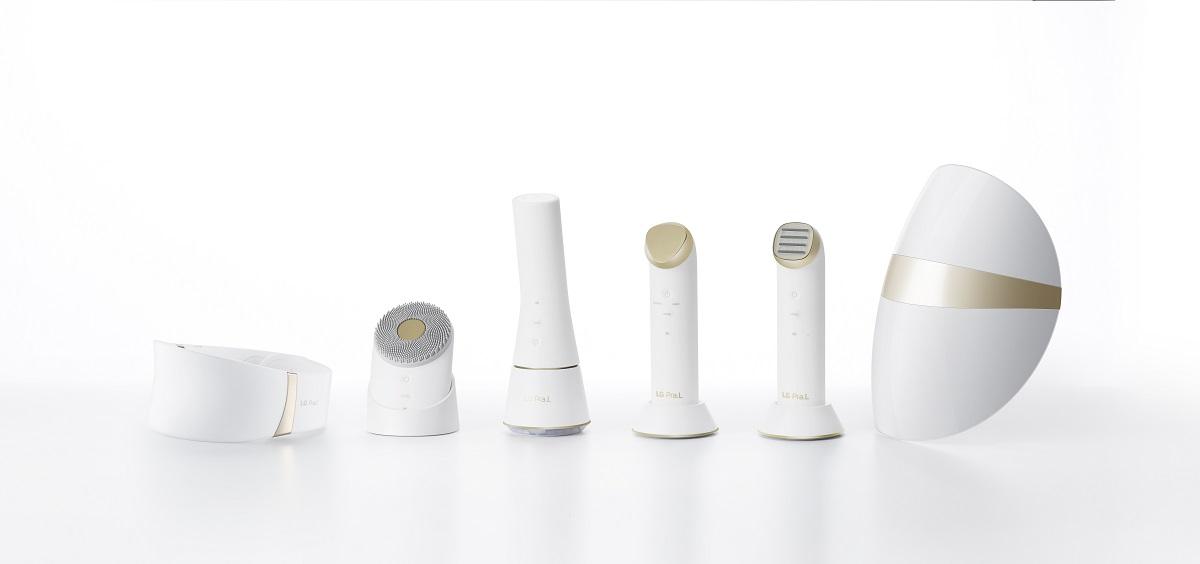 'LG 프라엘 더마 LED 넥케어' 출시