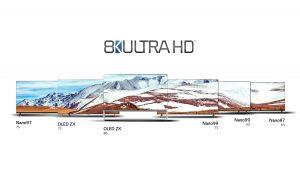 더 강력해진 인공지능 프로세서 탑재한 '리얼 8K' TV 라인업 확대