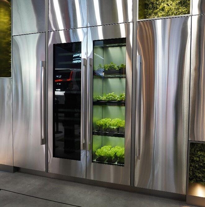 CES2020 현장사진 - 식물재배기 전시