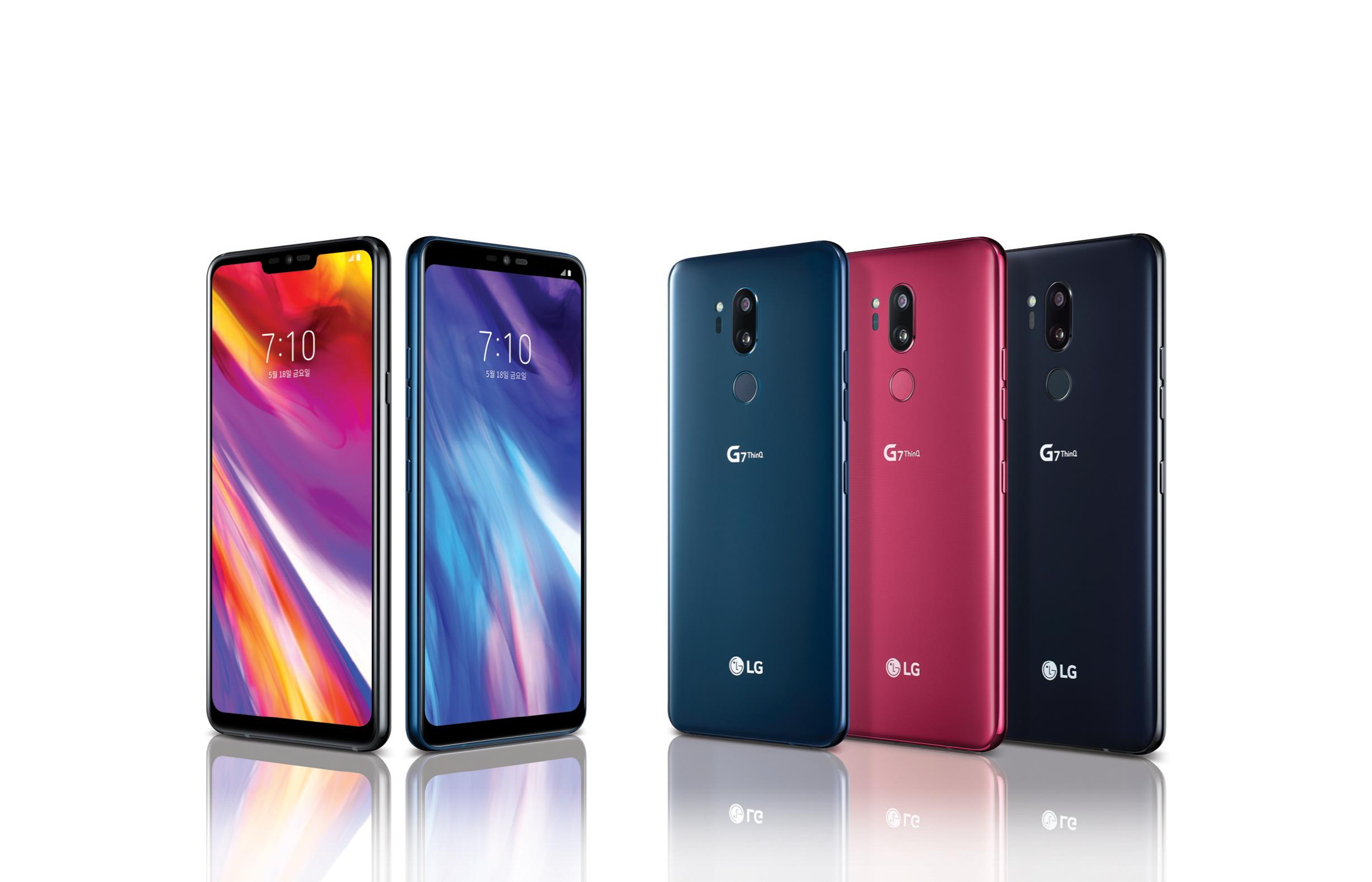 LG G7 ThinQ에 '안드로이드 10' 올린다