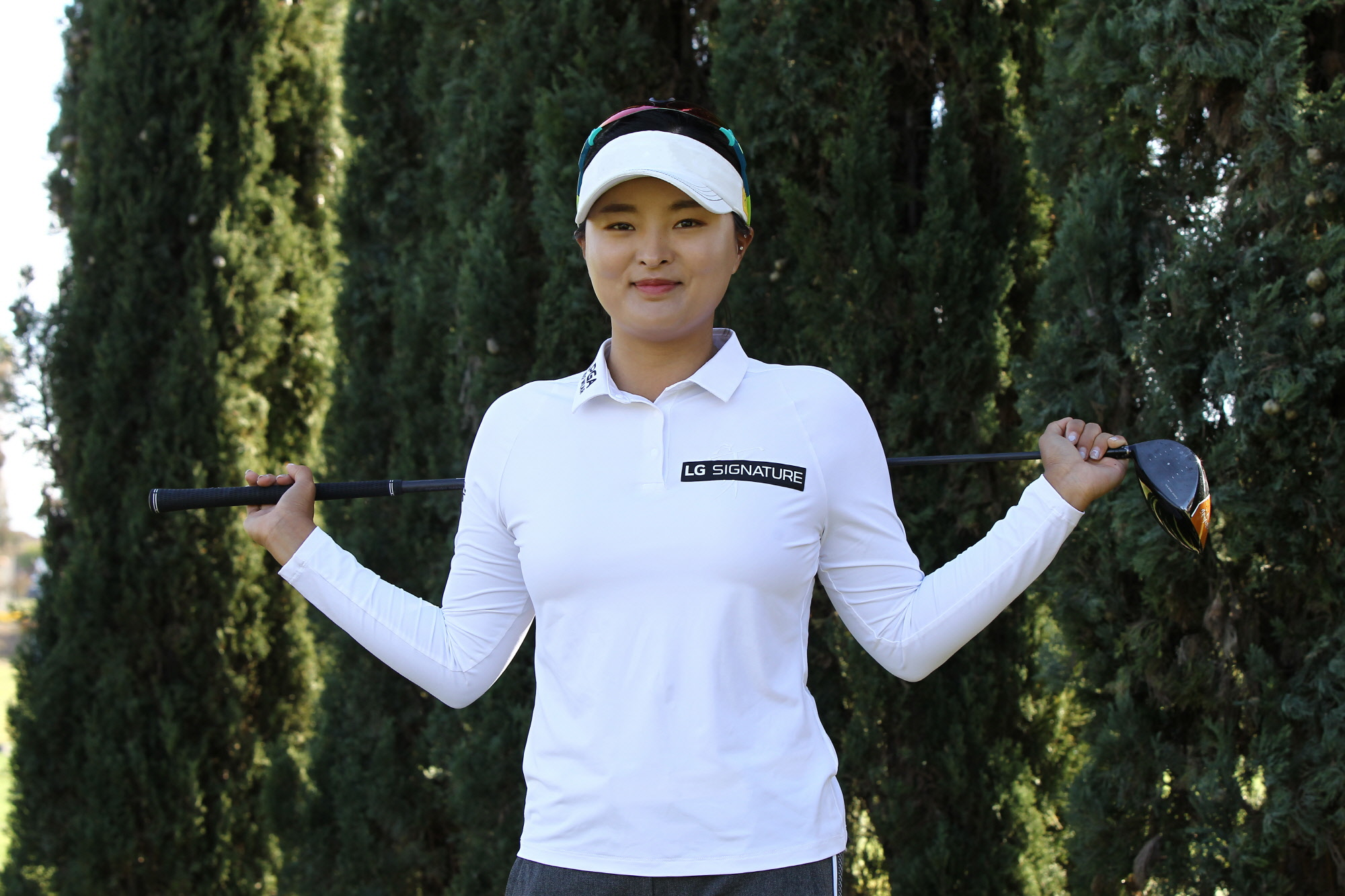 女골프 세계랭킹 1위 고진영 선수 3년간 공식 후원