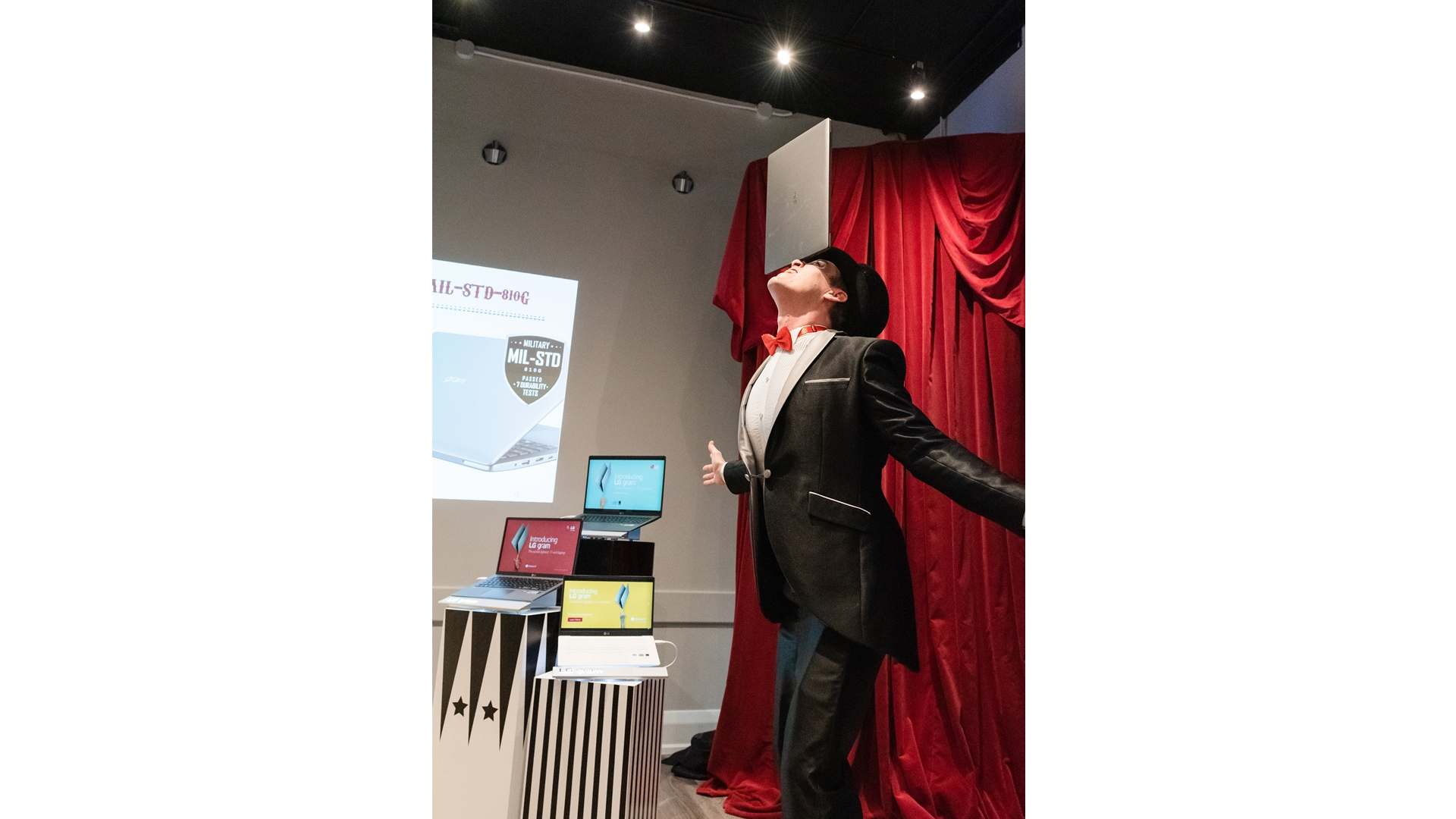 캐나다에 'LG 그램' 첫 선