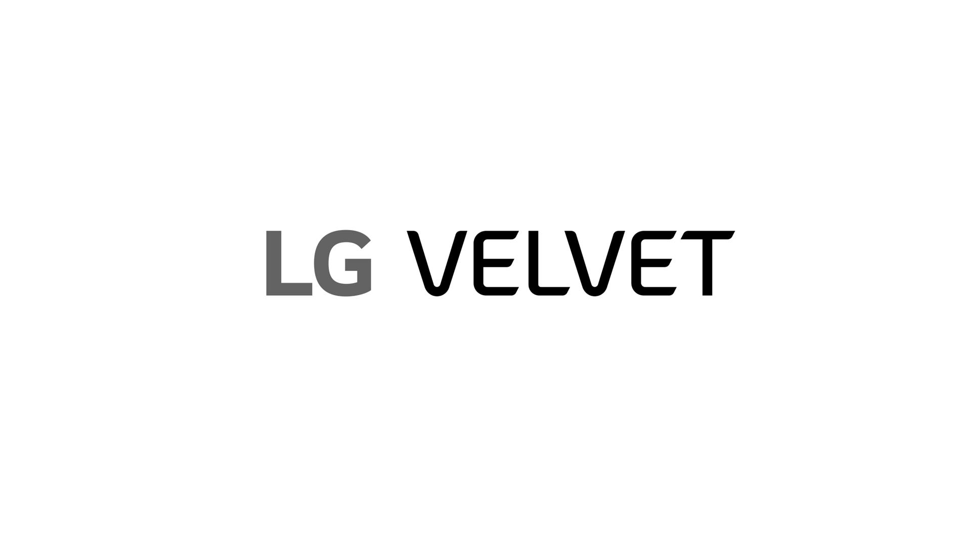 내달 출시 전략 스마트폰 브랜드名 'LG 벨벳(LG VELVET)'