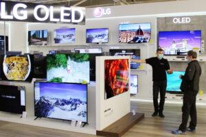 LG 올레드 갤러리 TV 앞세워 하반기 TV 시장 반등 수요 잡는다