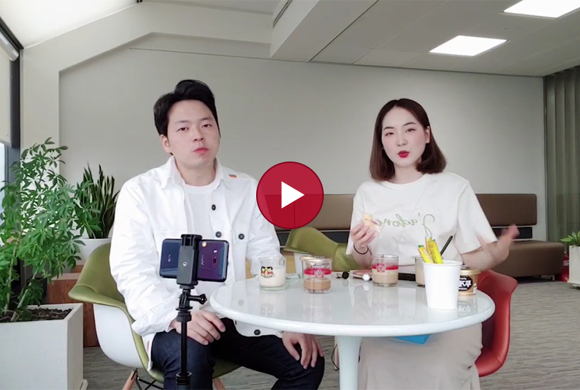 LG 신입사원 : 사무실 최애간식은? (feat. 골드스타 유리컵/에코백)