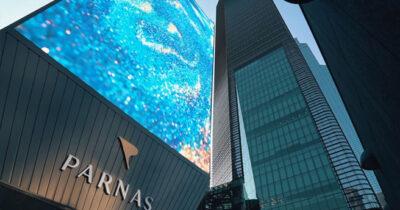 [디자인 견문록] 테헤란로의 랜드마크, 초대형 'LG LED 사이니지'의 탄생 스토리
