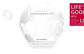 LG전자 지속가능경영보고서, 그 10년의 기록(인포그래픽)