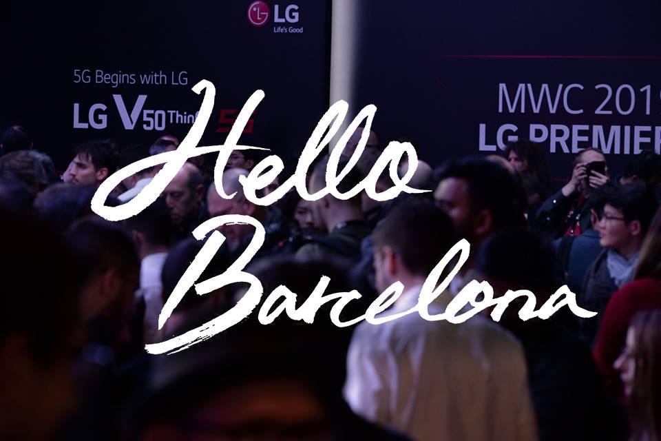 [Hello Spain] MWC19 현장스케치