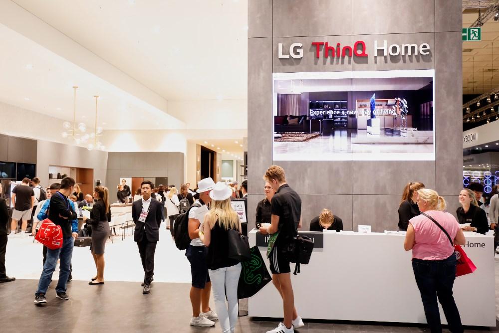 [LG at IFA 2019] LG ThinQ Home