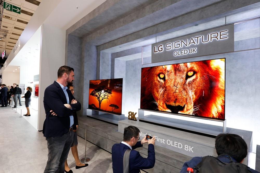 [LG at IFA 2019] Home Entertainment