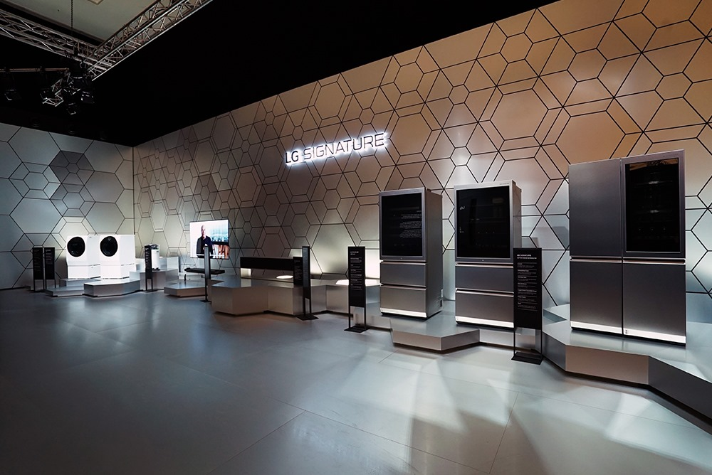 [LG at IFA 2019] 유럽 최대 가전 전시회 'IFA 2019' 개막!