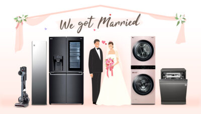 삶의 질을 높여주는 워너비 신혼가전 리스트