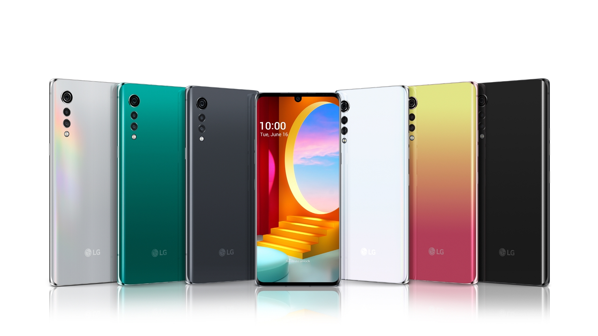 편의성 호평받은 LG 벨벳 UI, LG V50 ThinQ에서도 사용하세요