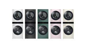 원바디 세탁건조기 LG 트롬 워시타워도 에너지효율 1등급