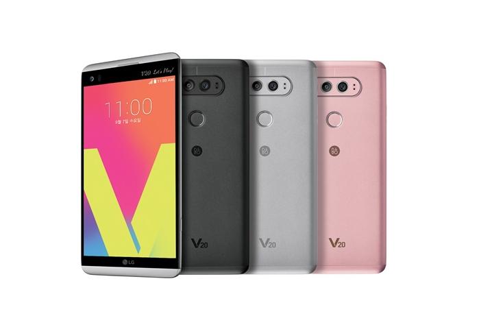 LG전자, 'LG V20' 글로벌 공개(인포그래픽)