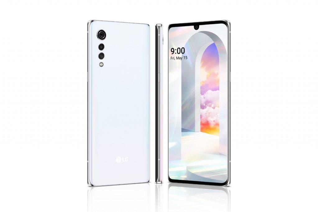 美 바이어, LG 5G 스마트폰 '엄지척'