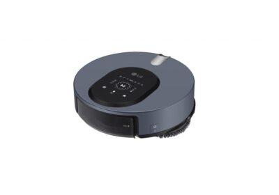 물걸레 전용 로봇청소기 'LG 코드제로 M9 씽큐' 출시