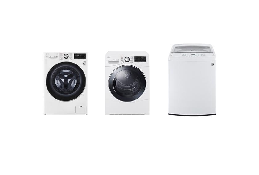 LG전자, 세탁기·건조기, 호주 소비자평가 1위 석권
