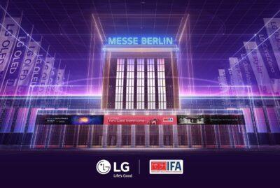 IFA 2020 개막 앞두고 3D 가상 전시관 오픈