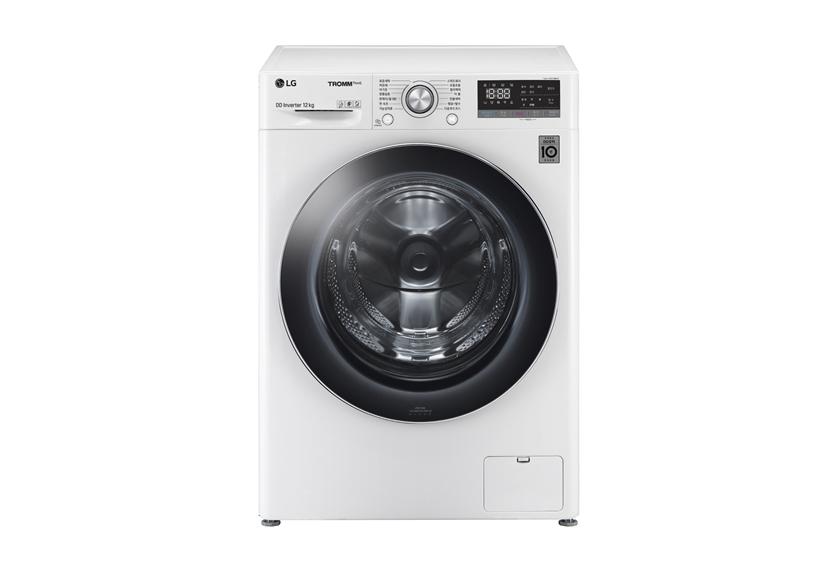 12kg 용량 'LG 트롬 세탁기 씽큐' 출시