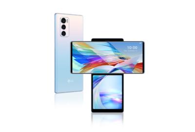 LG WING Digital Unveiling - 온라인 공개행사