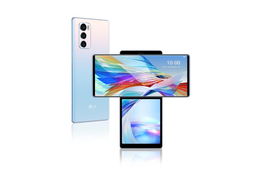 LG WING Digital Unveiling – 온라인 공개행사