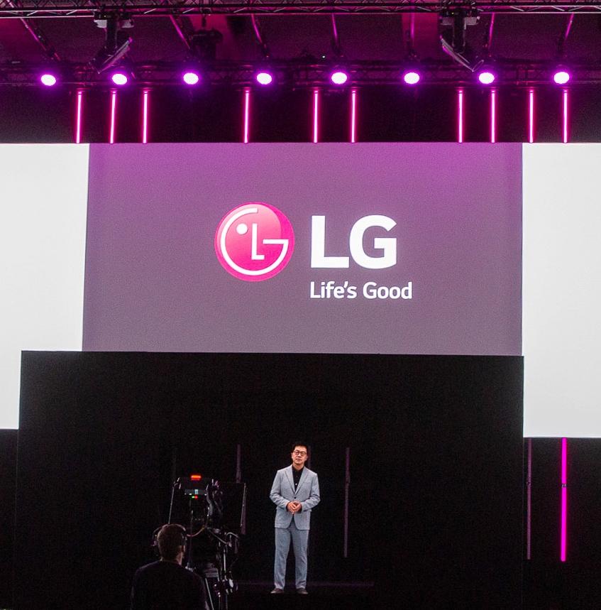 LG전자, CTO 박일평 사장, 집에서 시작되는 '좋은 삶' 비전 제시