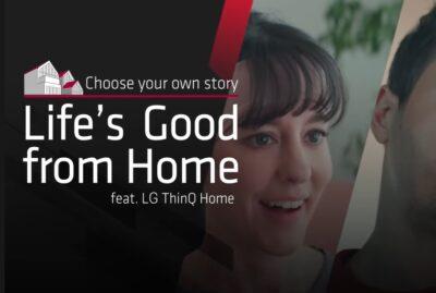 LG at IFA 2020, 집에서 시작되는 '좋은 삶'