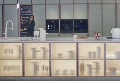 超프리미엄 빌트인 '시그니처 키친 스위트' 韓·美 이어 밀라노에 유럽 첫 쇼룸