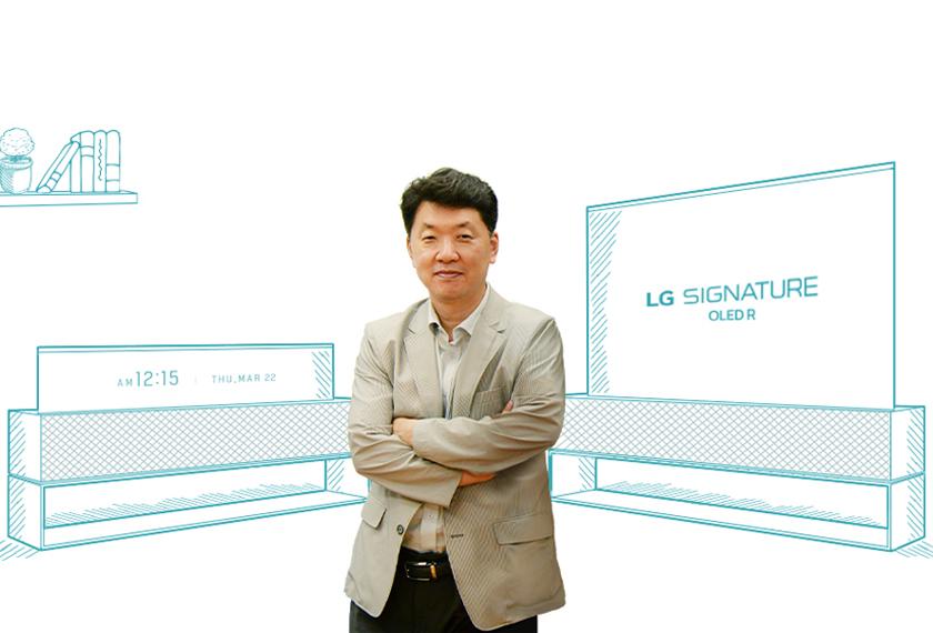 [리더's TALK] TV 폼팩터 혁신으로 새로운 라이프스타일 창조