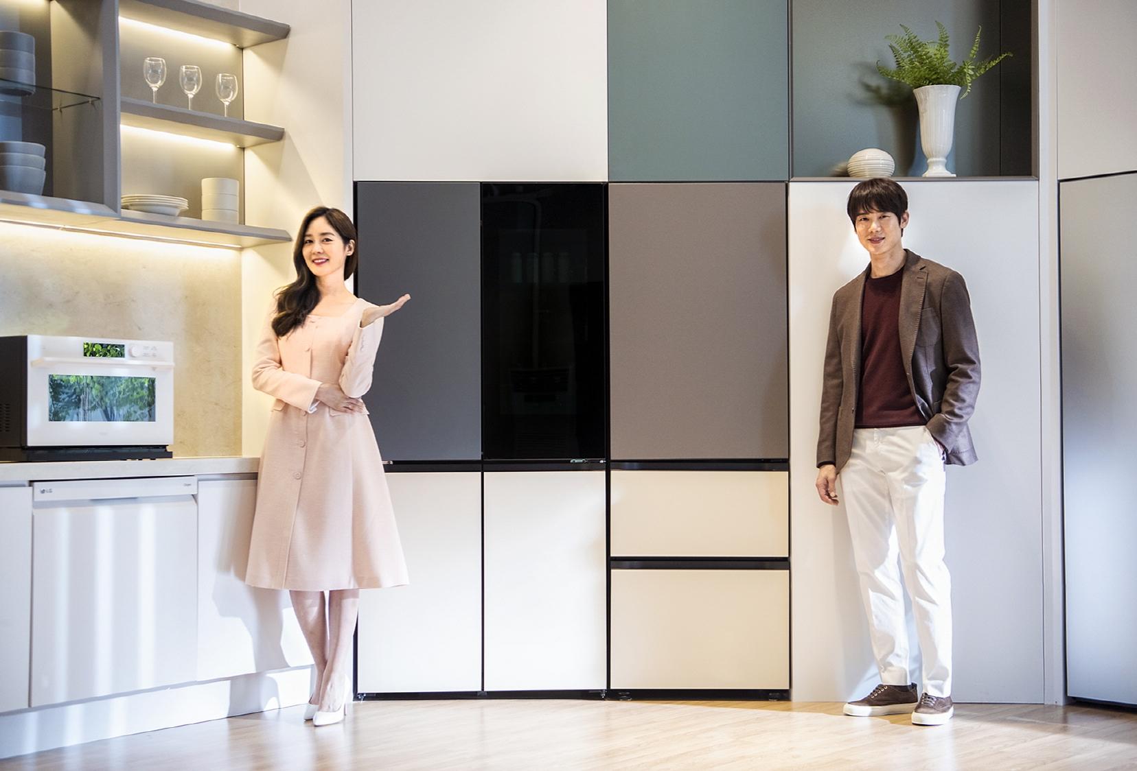 LG전자, 새 공간 인테리어 가전  'LG Objet Collection' 런칭