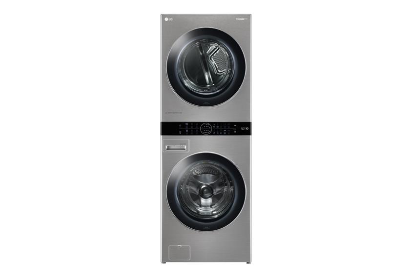 원바디 세탁건조기 'LG 트롬 워시타워' 용량 키운 신제품 출시