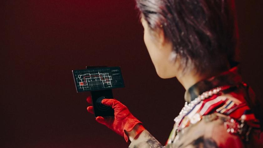 LG 윙(LG Wing), 인기 아이돌 슈퍼엠(SuperM) 뮤직비디오 '씬스틸러'로 등장