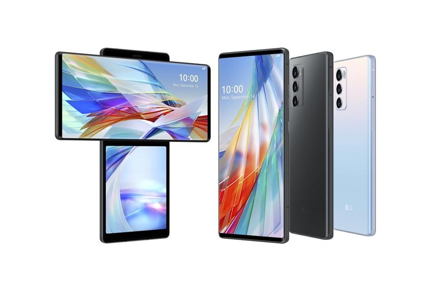 LG전자가 유튜브 채널을 활용해 전략 스마트폰 LG 윙(LG Wing) 마케팅에 나섰다. LG 윙 제품 사진