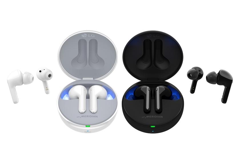 노이즈 캔슬링 적용 'LG 톤 프리' 무선 이어폰 출시