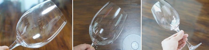 손 설거지 VS 표준모드(연수장치 X) VS 100℃ 트루 스팀(연수장치)