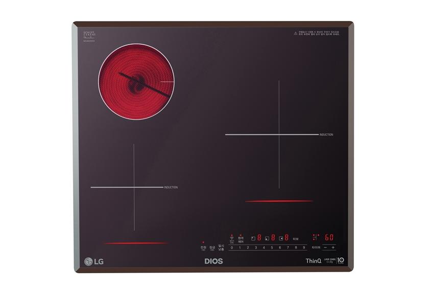 LG전자, 하이브리드 전기레인지 신제품 출시