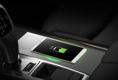 LG전자가 만드는 미래차의 핵심 #7 스마트폰 무선 충전 기술