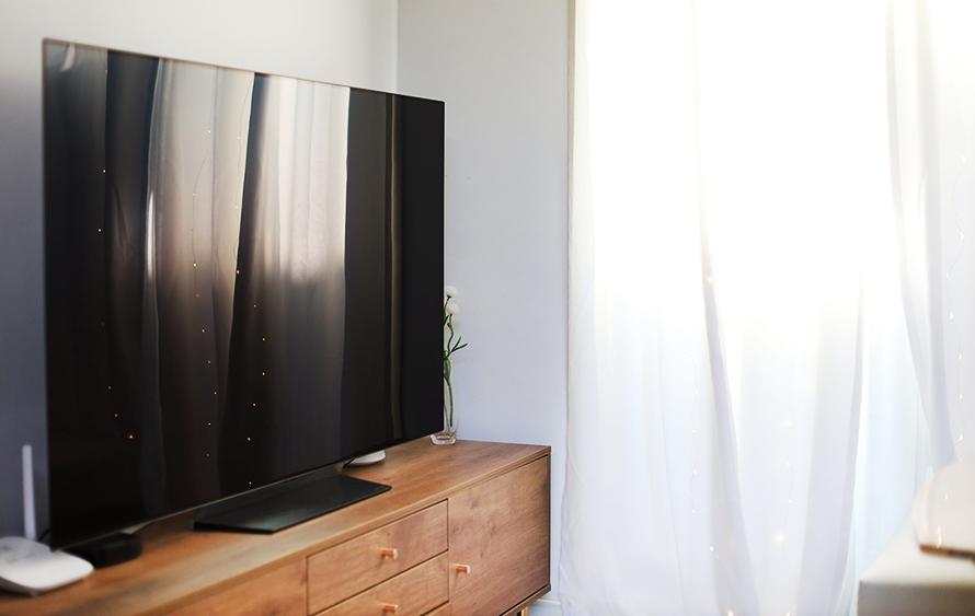 TV가 있는 공간