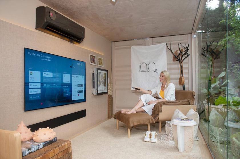 LG 올레드 갤러리 TV, 전시 공간도 예술 작품