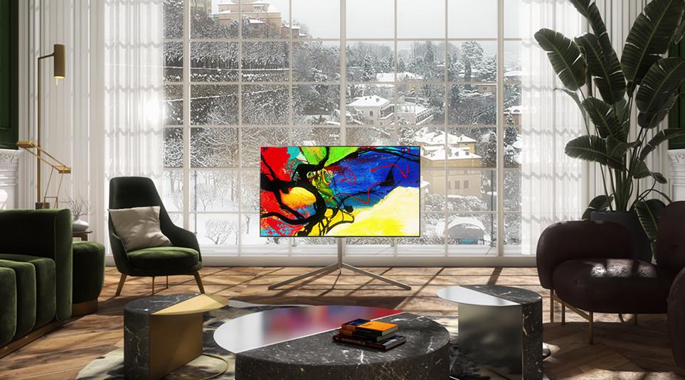 압도적 화질 OLED, 진화하는 LCD : 소비자 선택은?