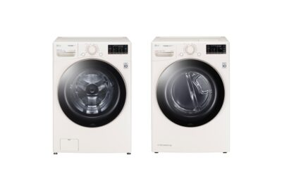 펫케어 기능 갖춘 LG 트롬 세탁기·건조기 출시