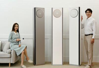2021년형 'LG 휘센 타워' 에어컨