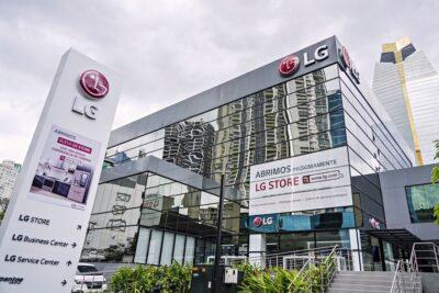 LG전자, 중남미 첫 프리미엄 브랜드샵 오픈