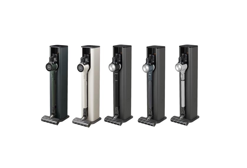 LG전자, 올인원타워 갖춘 무선청소기 라인업 확대