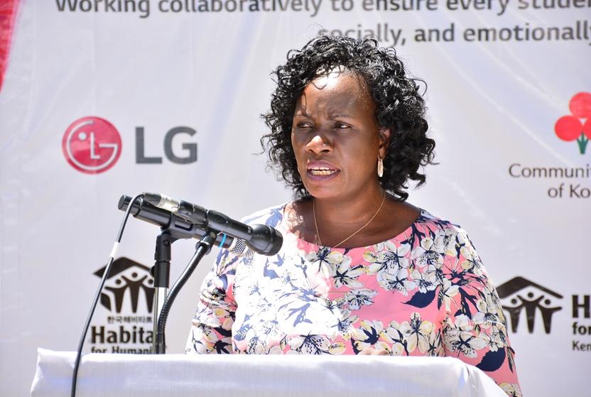 LG전자, 케냐서 교육환경 개선 사회공헌 펼쳐