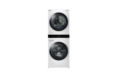 원바디 세탁건조기 'LG 트롬 워시타워' B2B시장 공략 가속화
