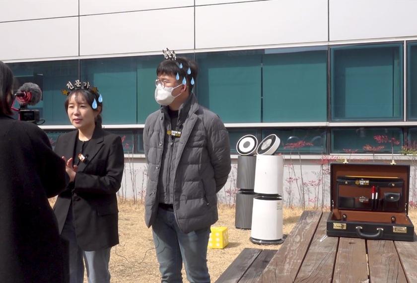 [쇼미더꿀팁] 공기가 눈에 보이나요? LG  퓨리케어 360˚ 공기청정기 관리법